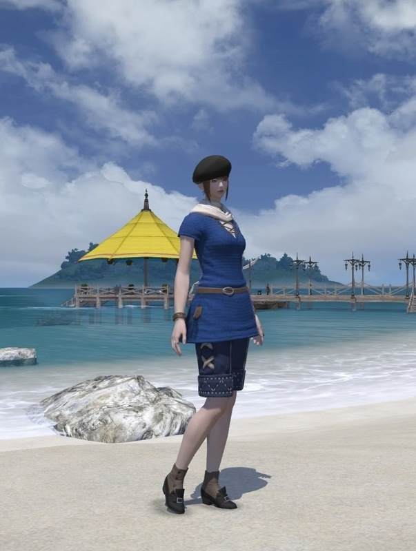 夏を呼ぶ青