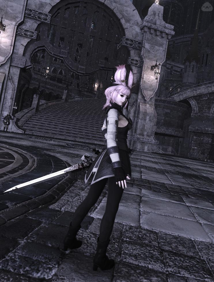 優雅な剣士