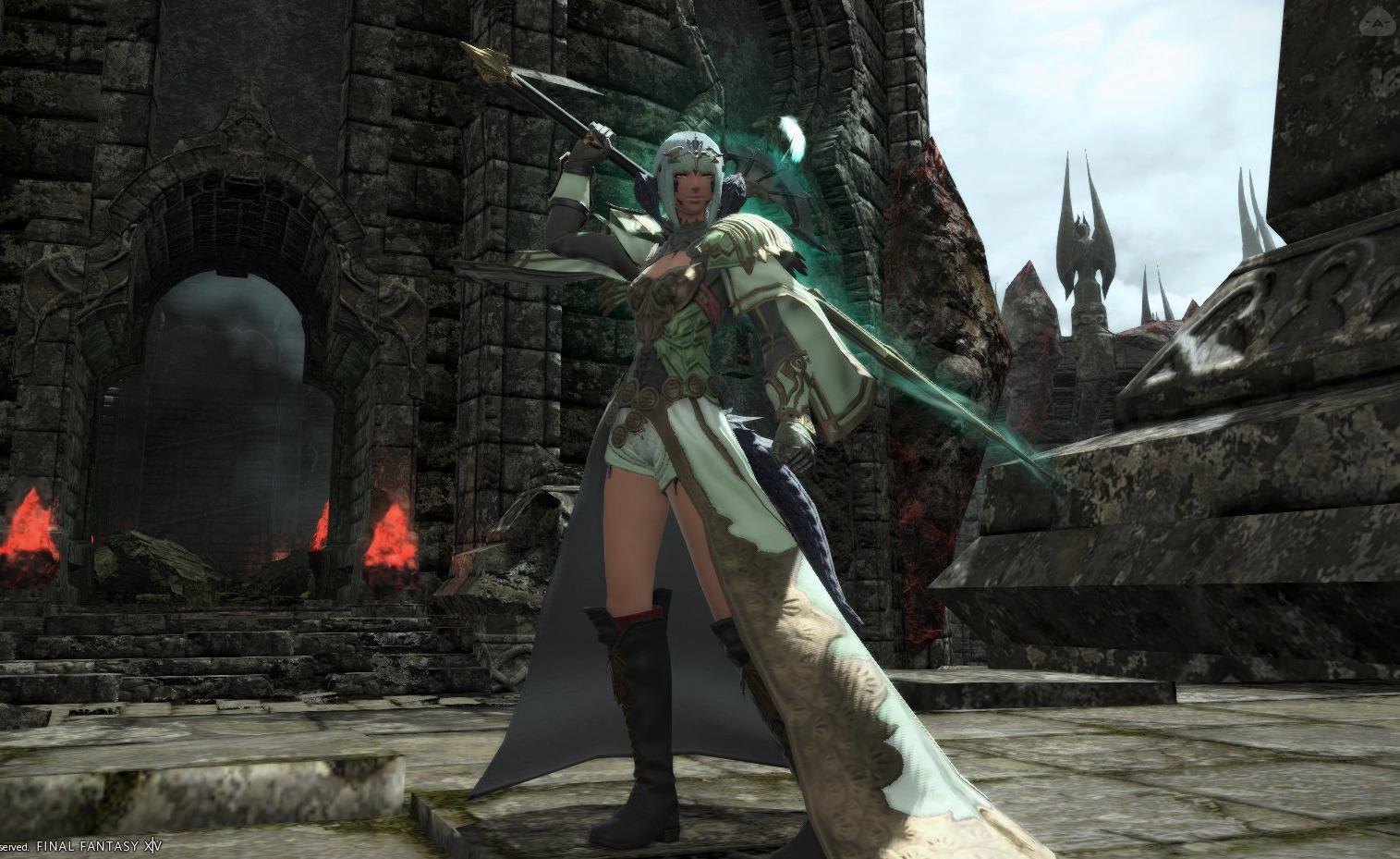 嵐の姫騎士