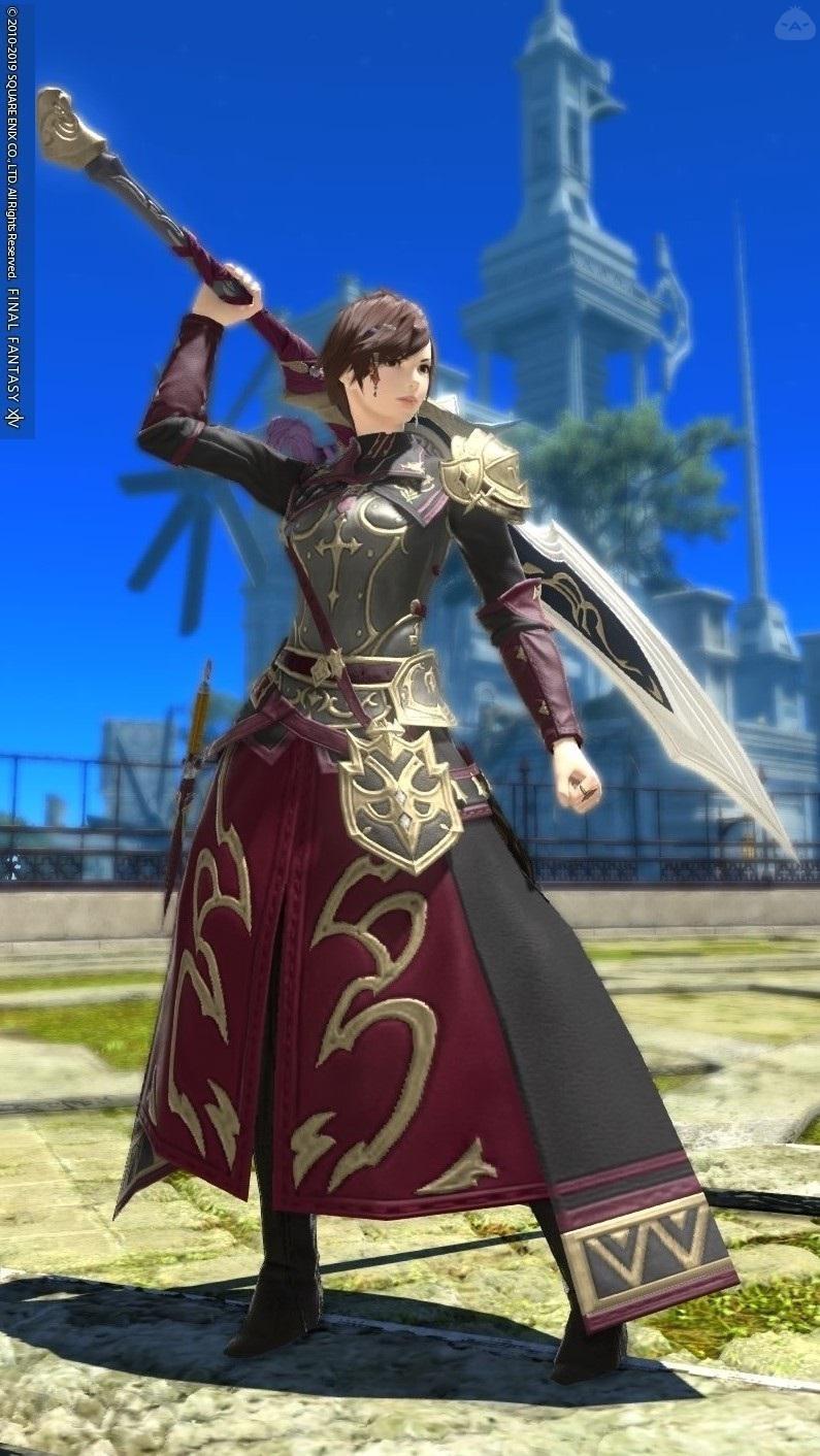 緋色の騎士