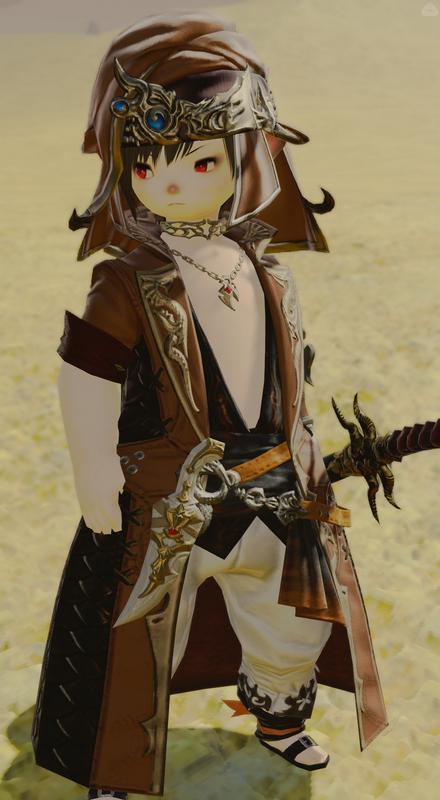 Arabian×Samurai