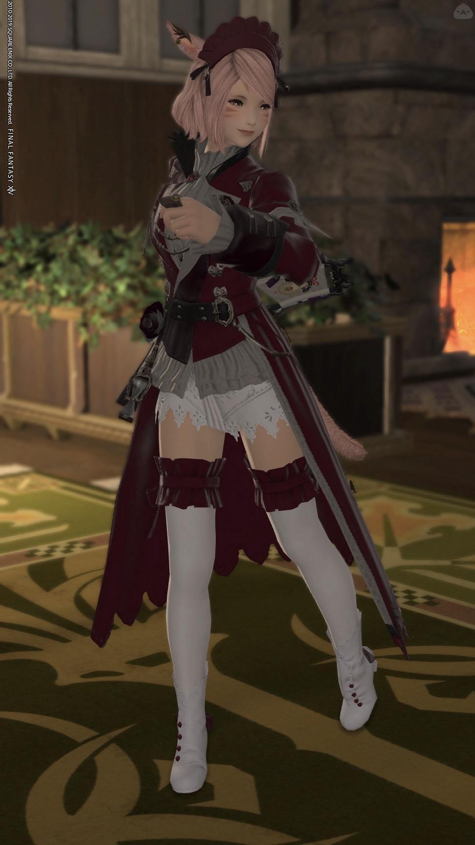 ミーン・クラフターコートを生かしたい!