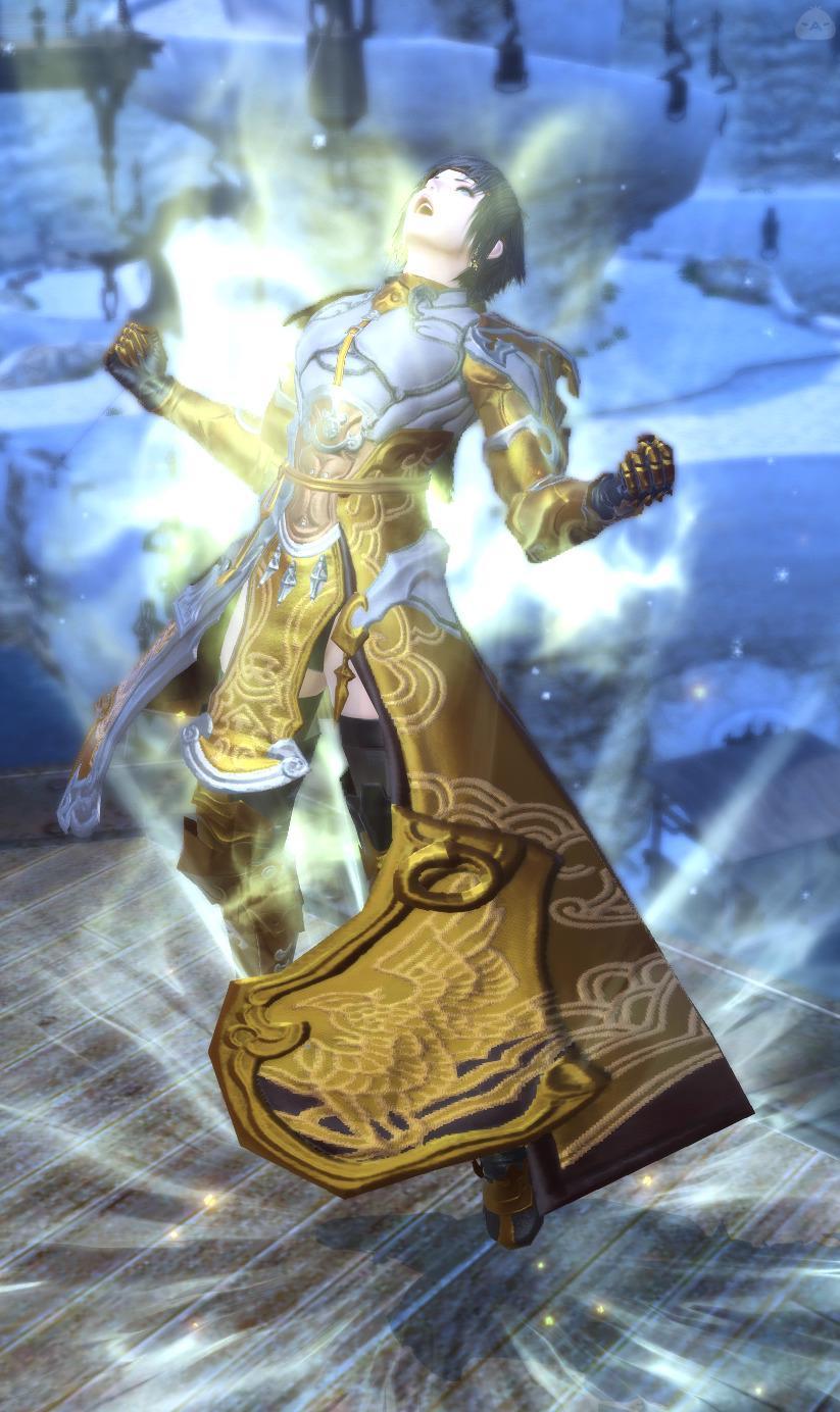 黄金聖闘士っぽく