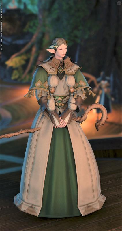 Gridanian Conjurer