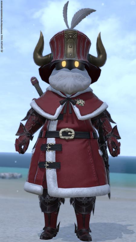 サンタです。プレゼントをどうぞ。