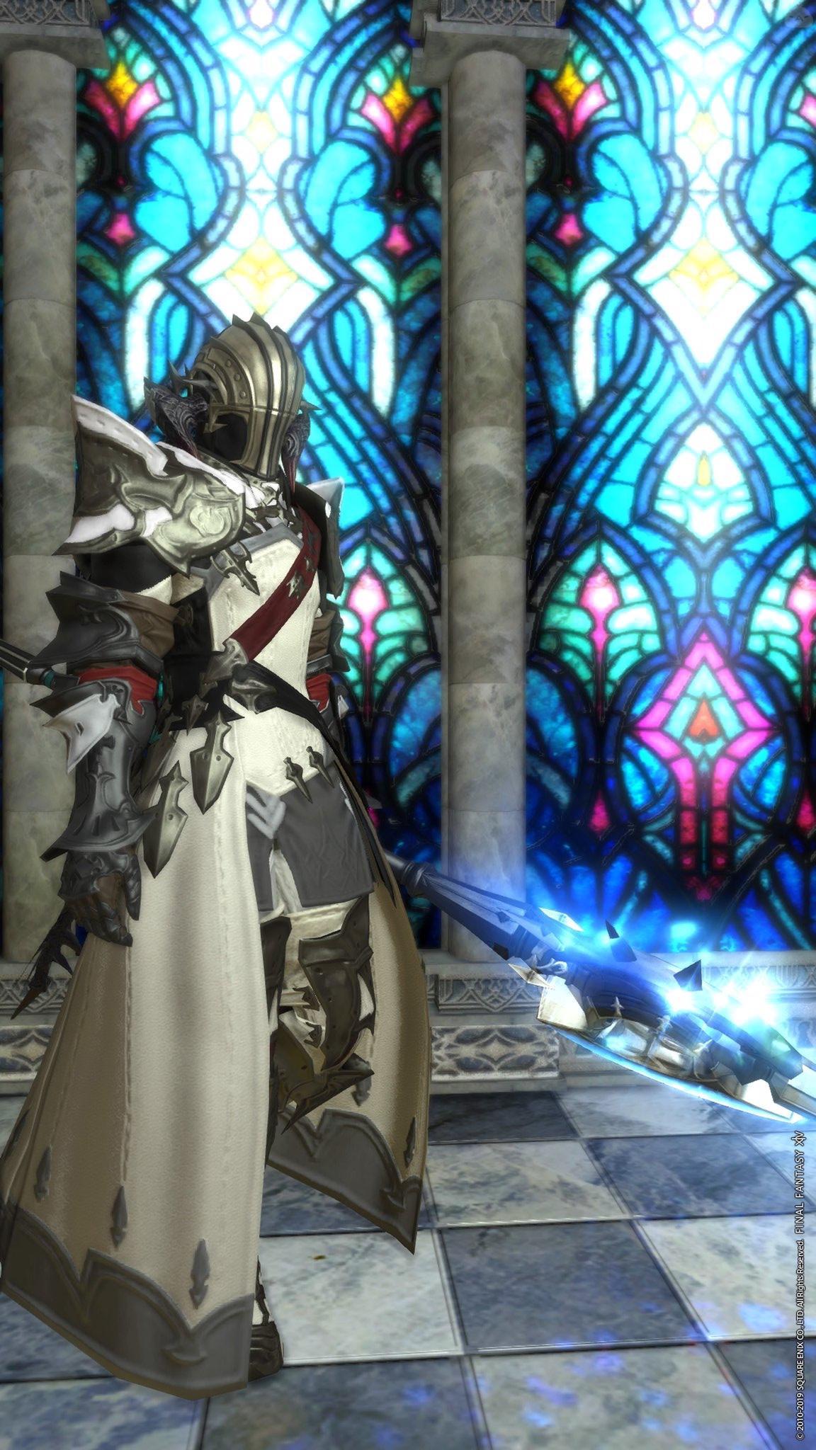 灰色の騎士