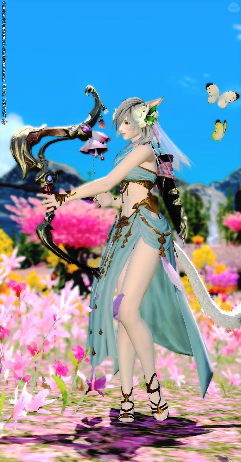 妖精郷の花詩人