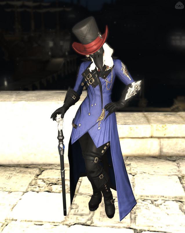 我流マスク・ザ・ブルー