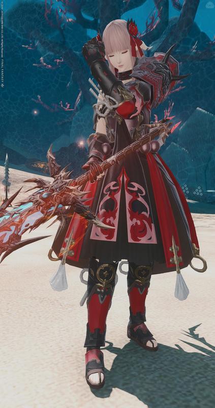赤鬼の暗黒騎士