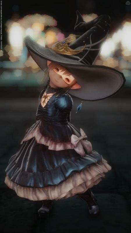Tiny Tiny Witch