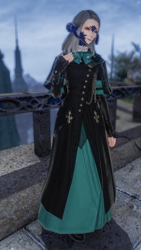 皇都の貴婦人