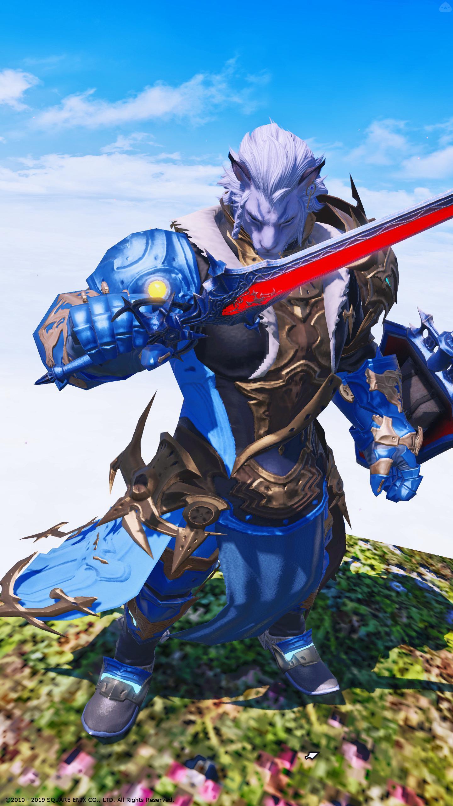 青騎士ロスガル