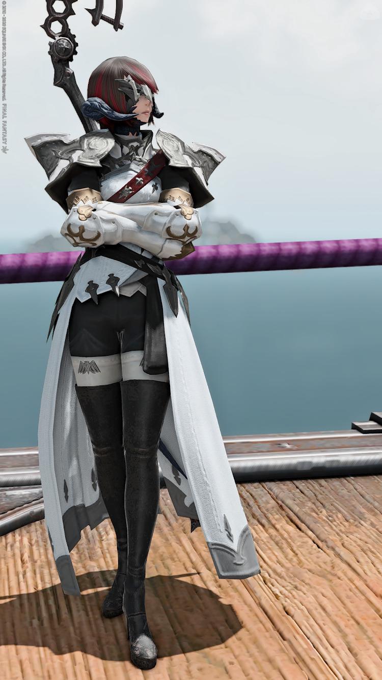 竜騎士(白)