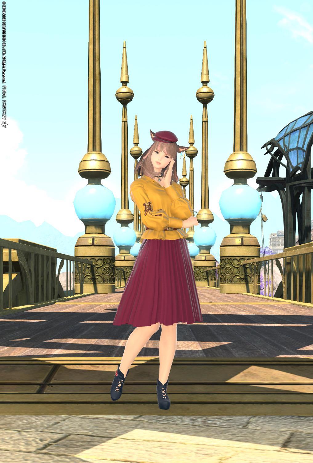秋のデート服♥