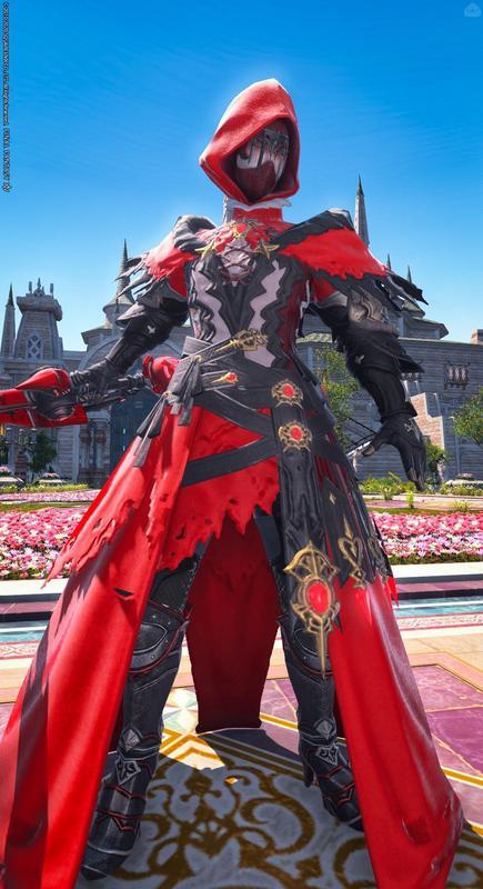 紅蓮の赤魔導士