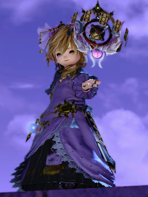 紫的占星術師