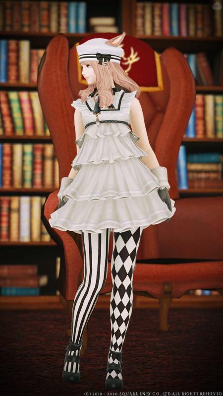 白◇黒◆ヴァレンティオンスタイル