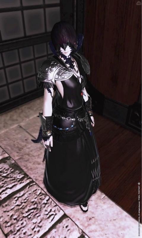 黒の竜騎士【軽】