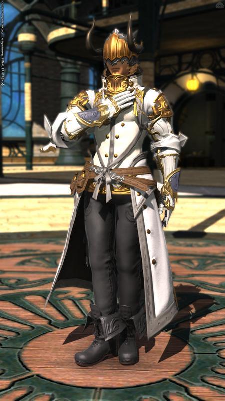 -鉛白の騎士-