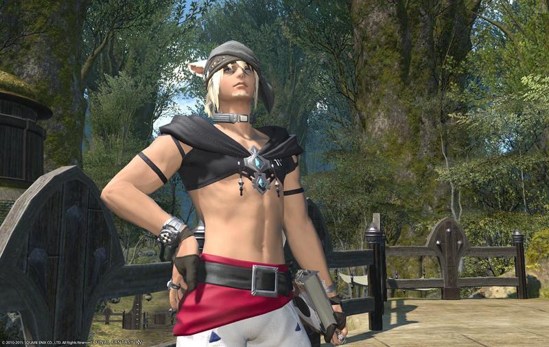 海賊風召喚士
