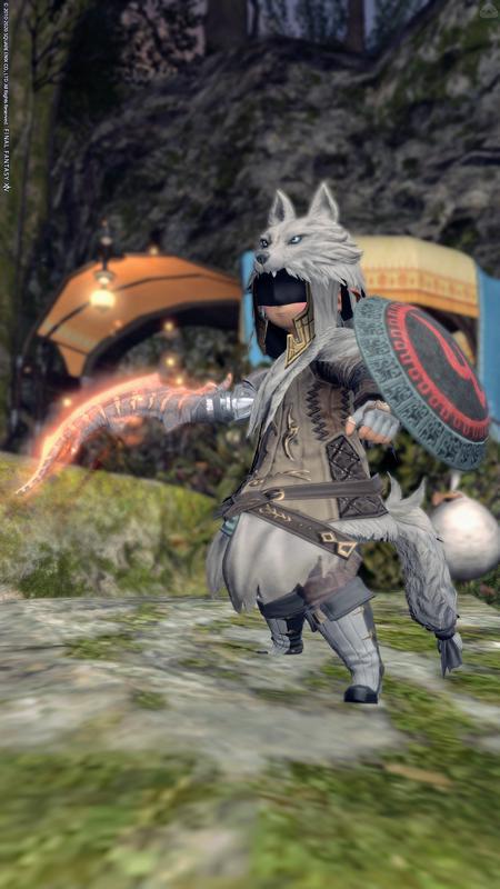 古の魔法騎士