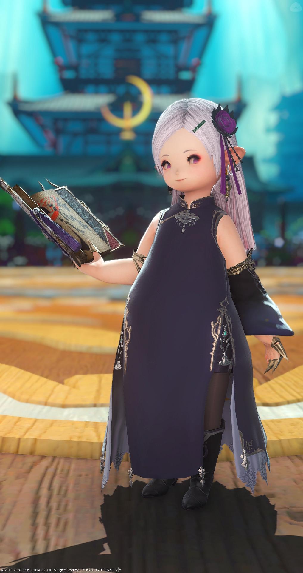菫色の召喚士