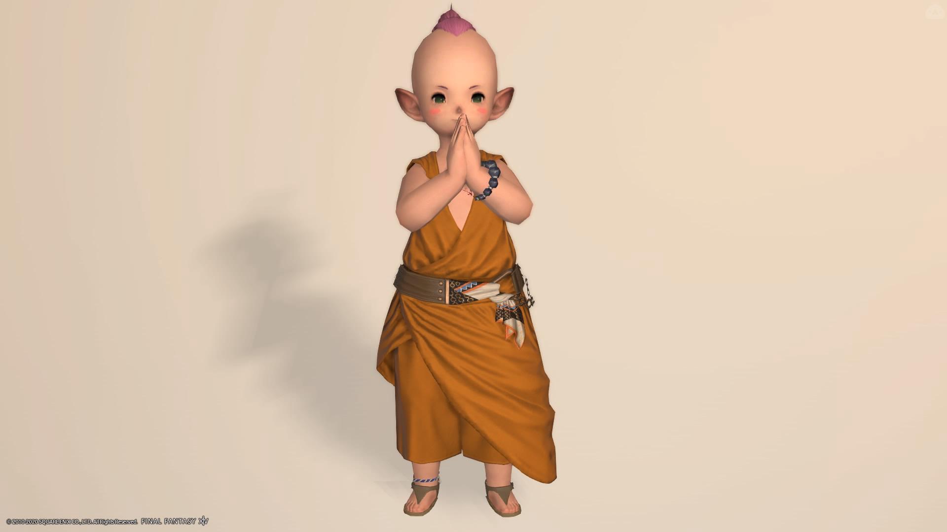 インドの修行僧