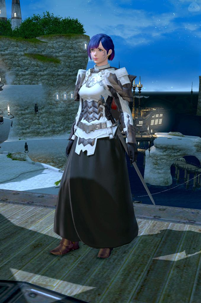 ロンスカ剣術士
