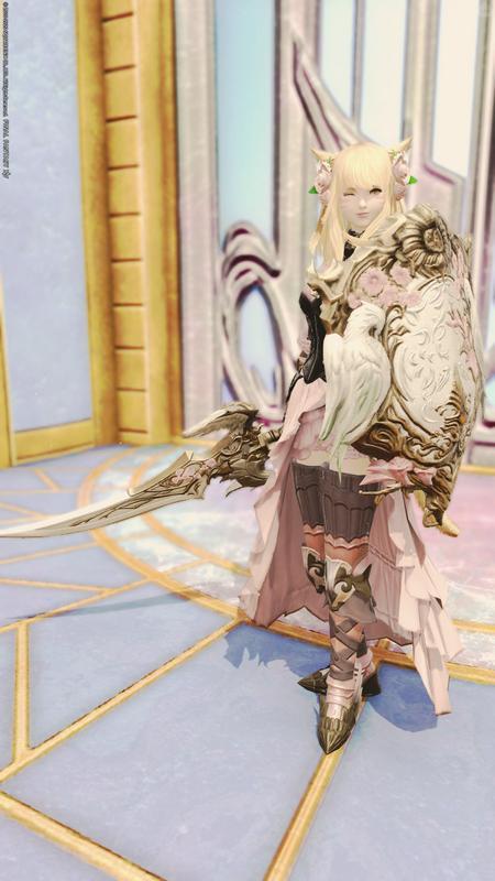 姫騎士~ピンクは正義(*'▽')
