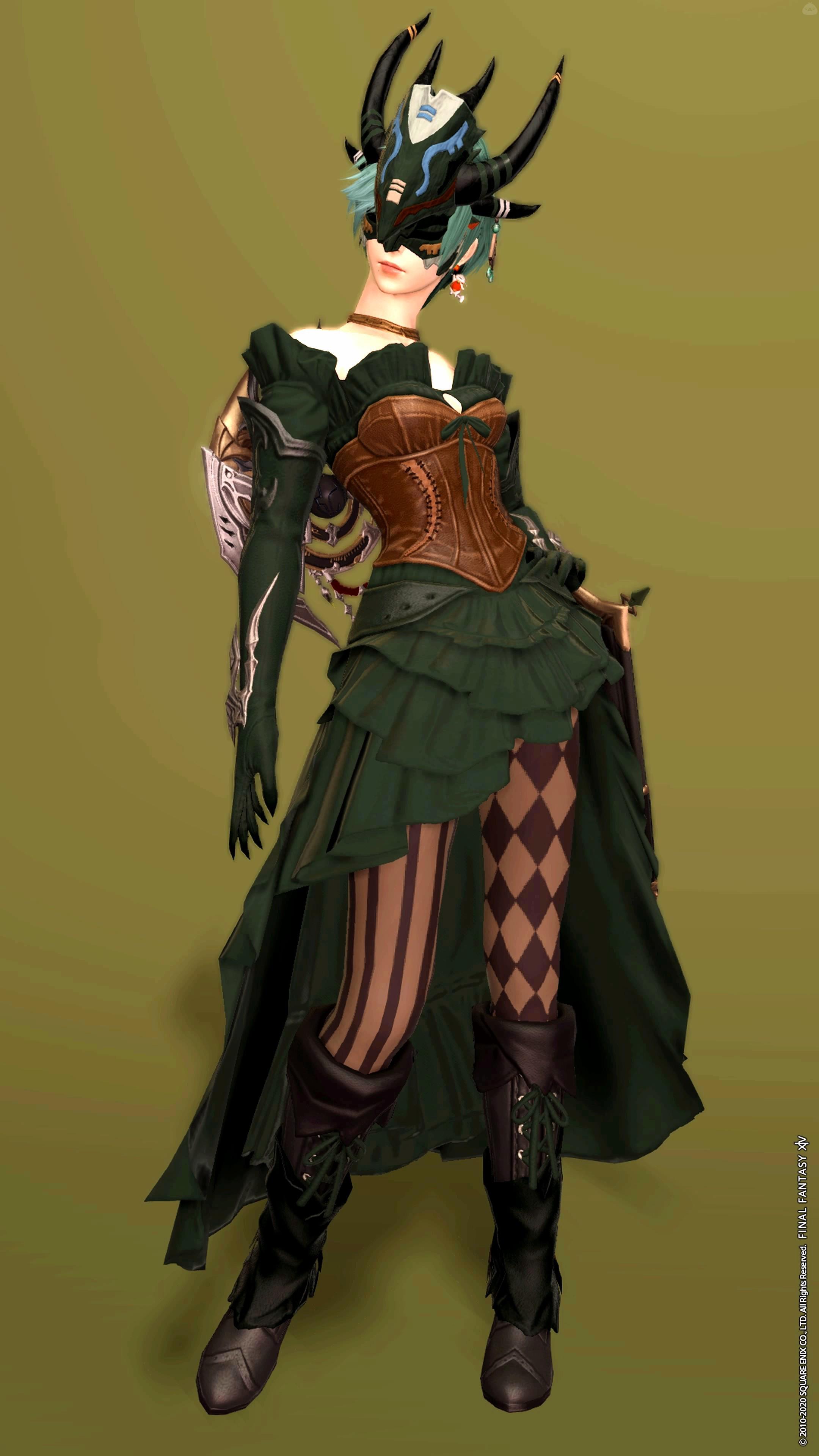 深緑の魔女