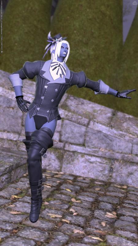 ゴス暗黒騎士