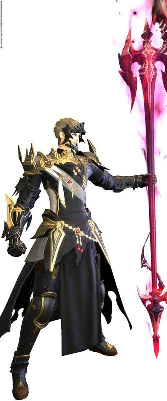 黒の竜騎士