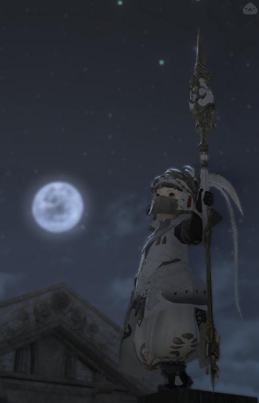 朧月の竜騎士