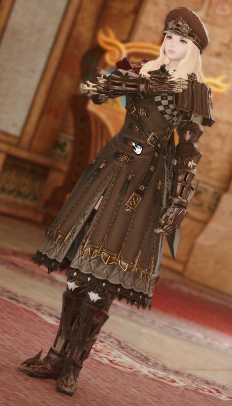 クリスタリウムの銃騎兵 Patch5.2