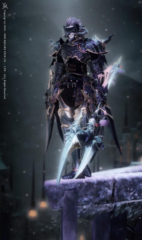 黑蒼の竜騎兵