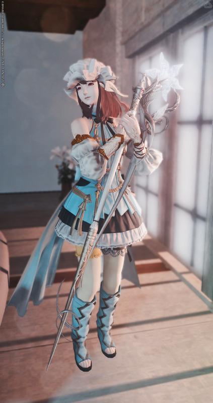 サガフロンティアの白薔薇姫