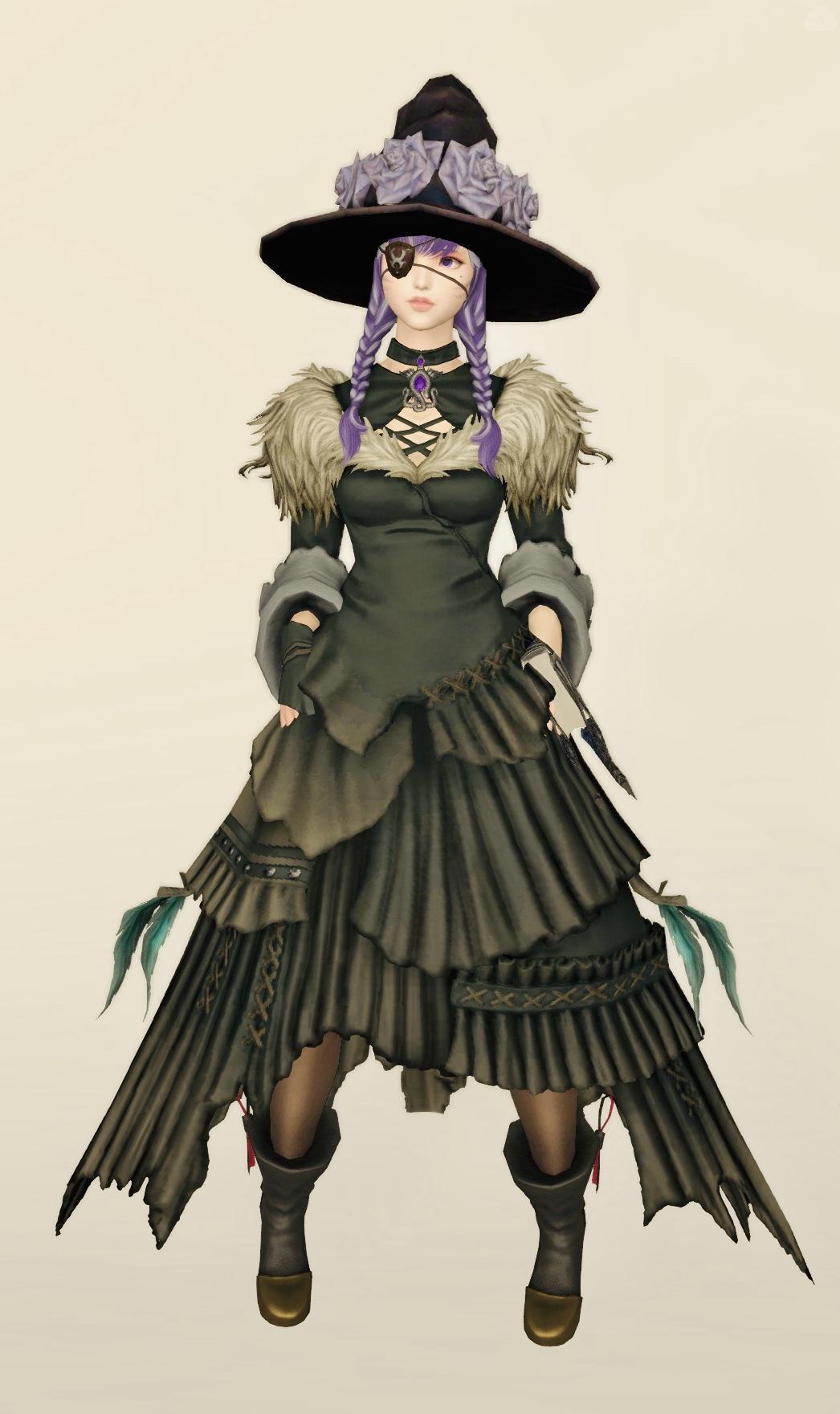 紫苑の魔女