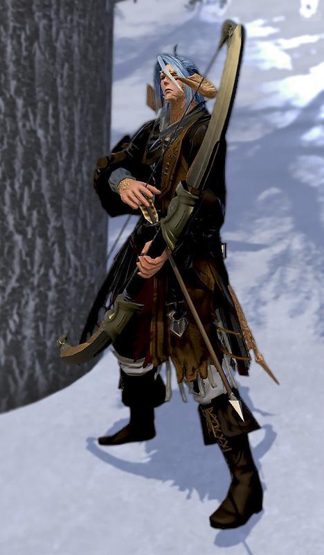 有角の狩人