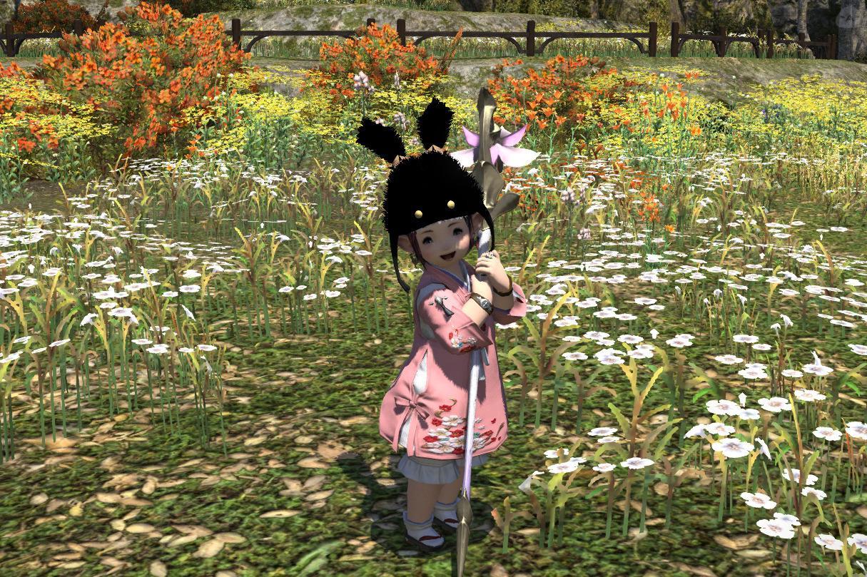 花摘み遠足♪