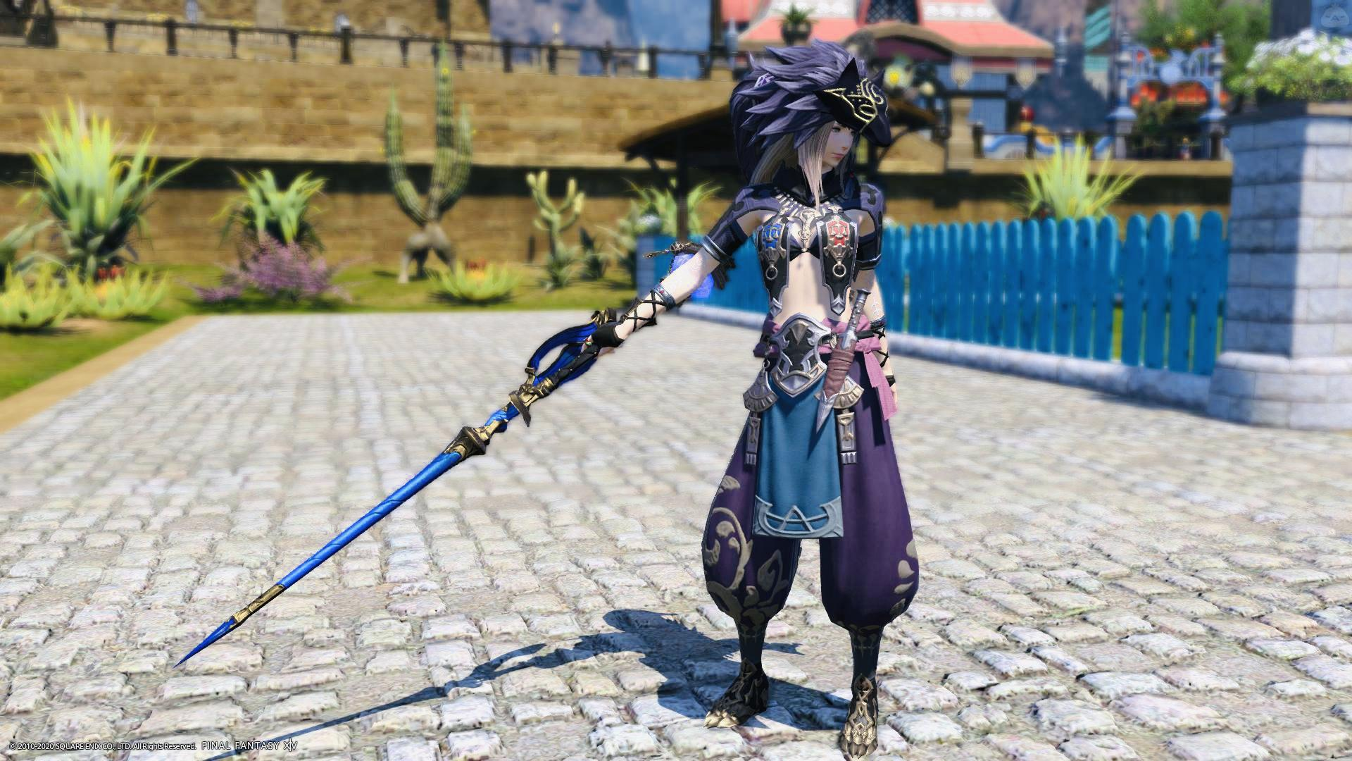 ウルダハの紫狼