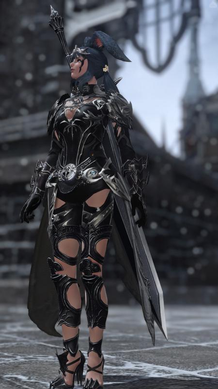 Dark Knight in Ishgard