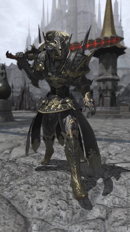 世界観の少々異なる騎士