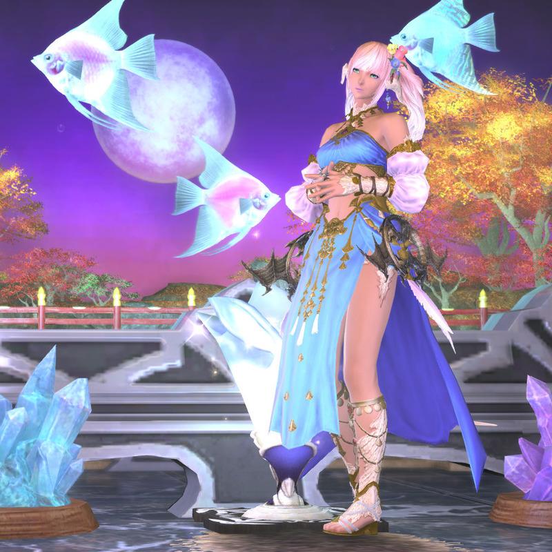 月下の踊り子