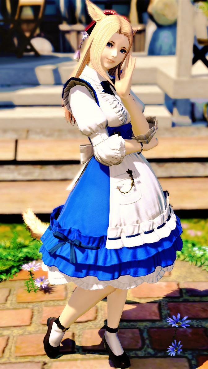 Alice in Lavender