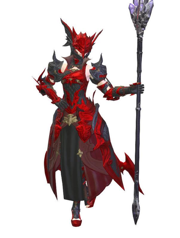 紅の竜騎士 AF4