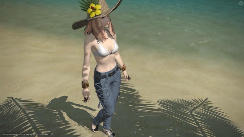 夏 のミラプリ