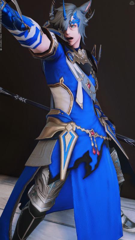 Dragoon BLUE