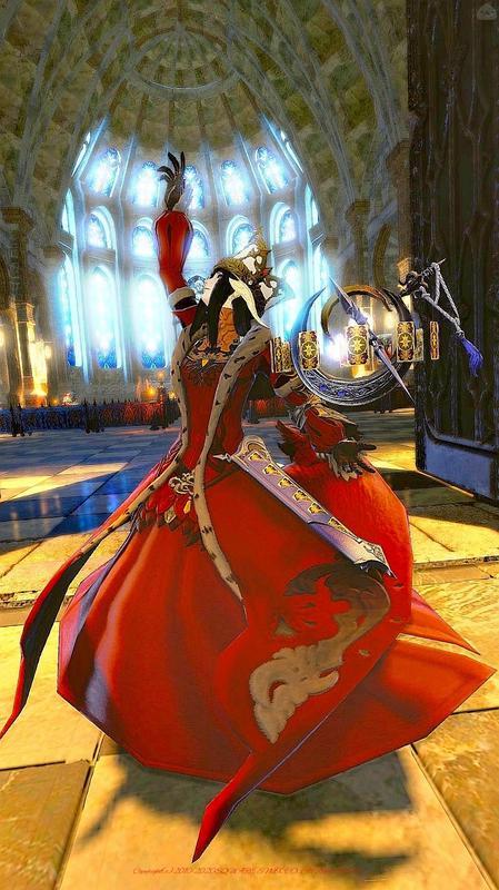 赤の女王♞♘♞