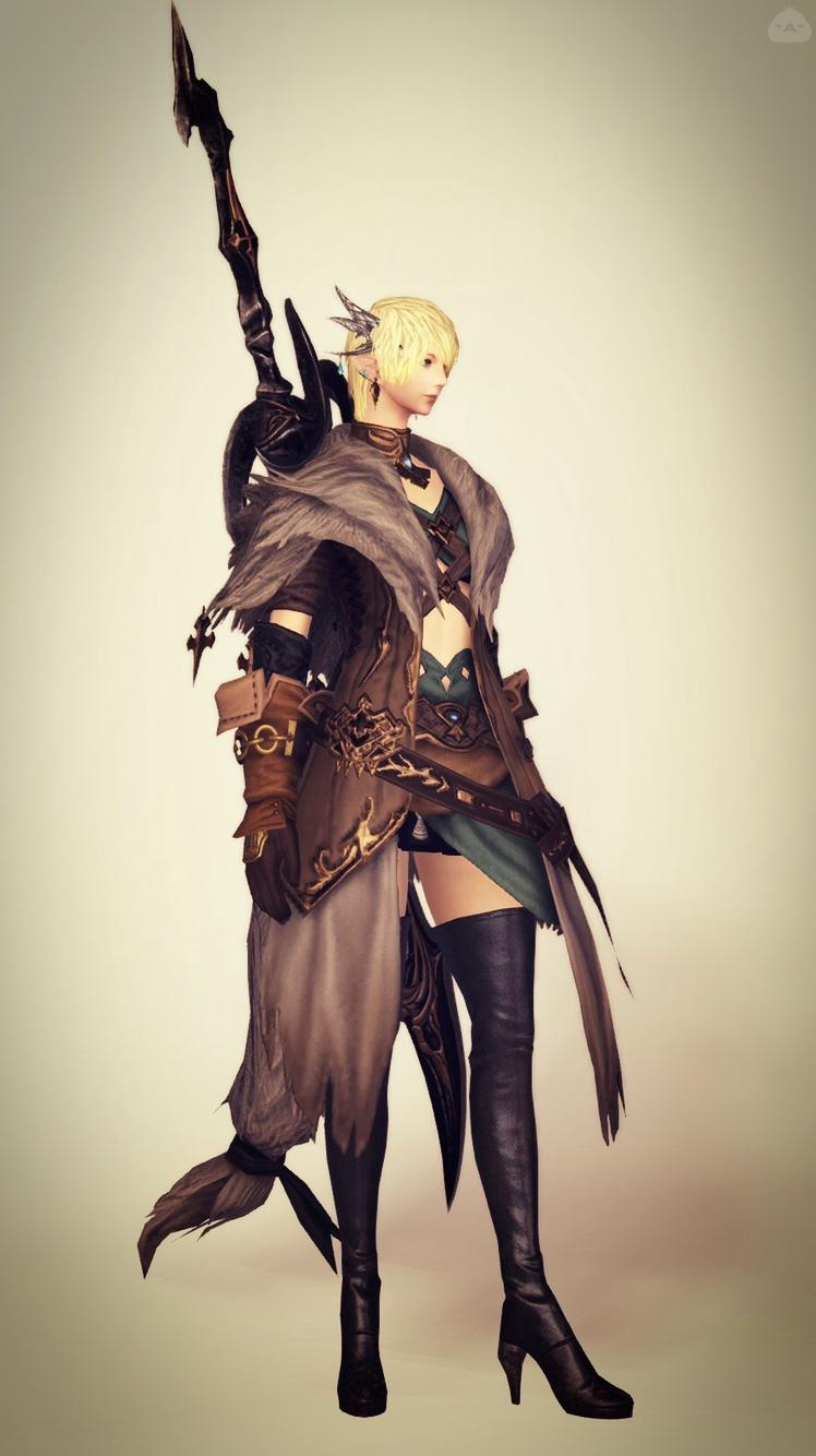 野生の暗黒騎士