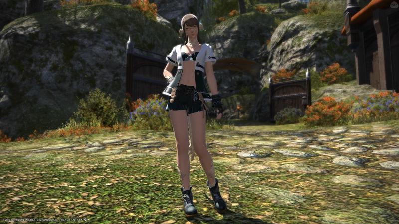 軽装で戦うラノベの能力者系ミラプリ